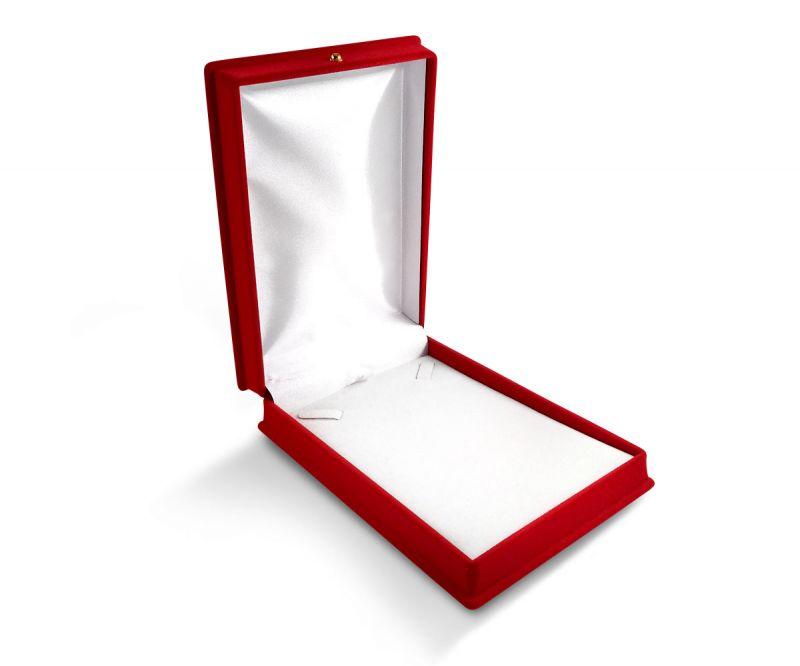 קופסת קטיפה מלבנית לענק