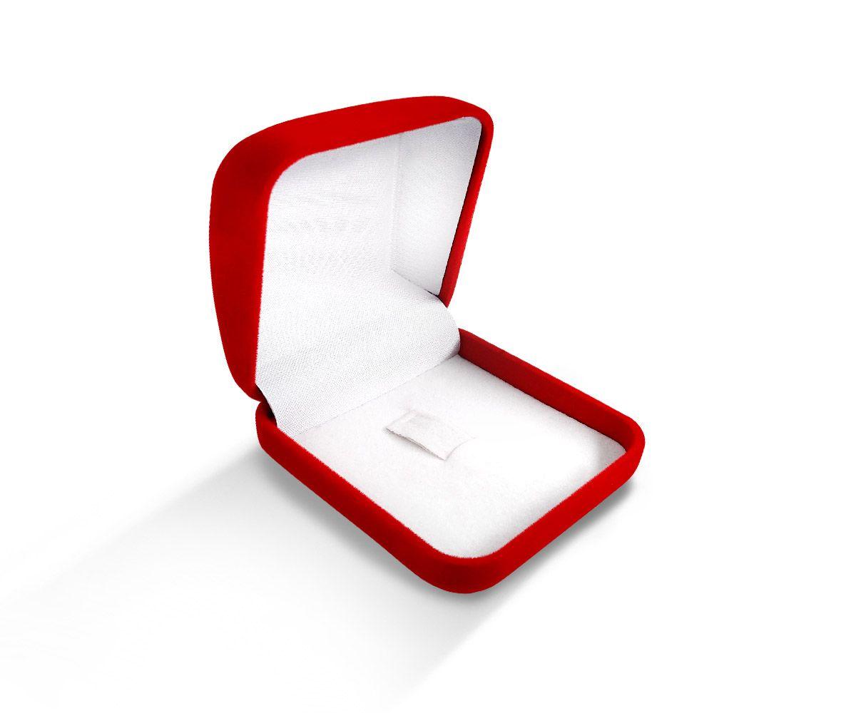 קופסת קטיפה קטנה לטבעת