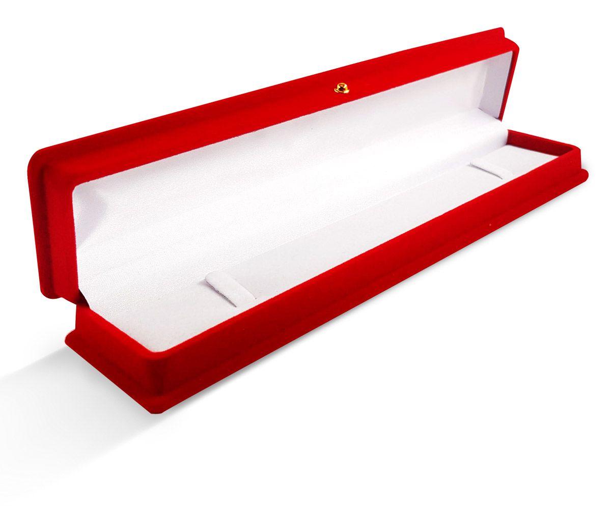 קופסת קטיפה לצמיד ארוך