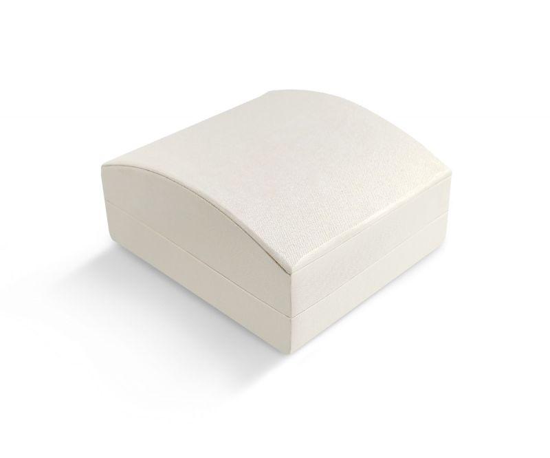 קופסת קרטיה שמנת מעוגלת 7X7