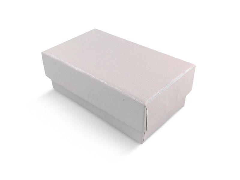 קופסת שמנת לעגיל / תליון 4X7