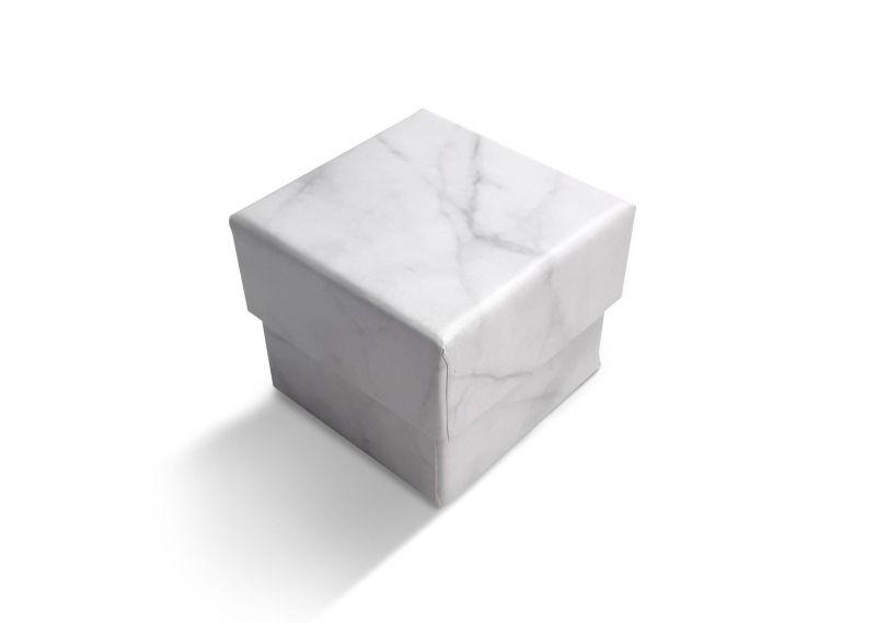קופסה דמוי שיש לטבעת 5X5
