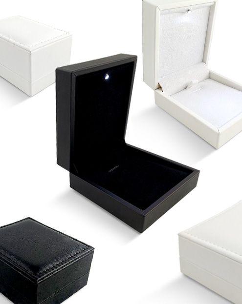 קופסאות לד עור תמונה ראשית