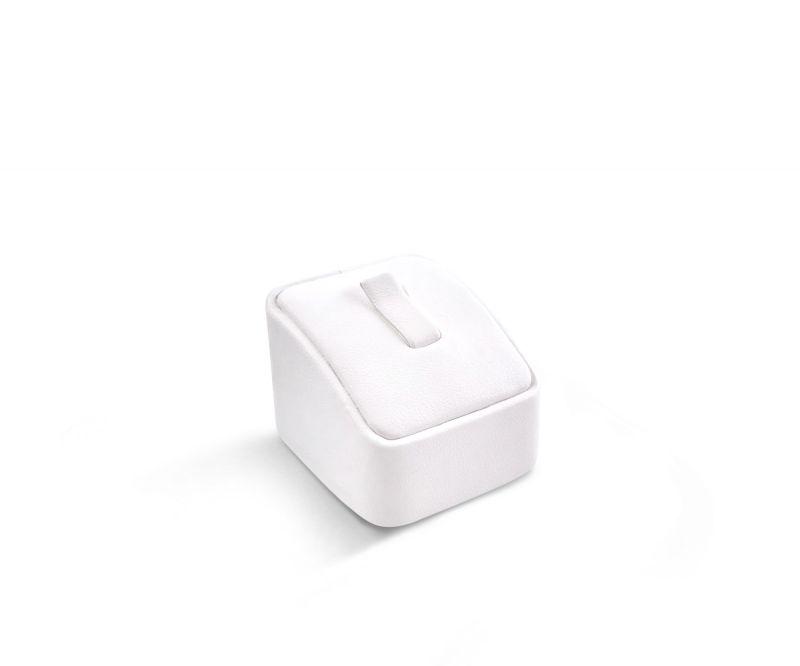 """שלישיית מעמדים לטבעות לבן 4.5X4.5 ס""""מ"""