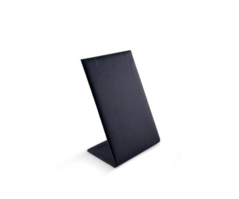 """מעמד לשרשרת שחור קטן 10.5X6 ס""""מ"""